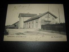HAVELANGE  La Gare D'Havelange  1903  TOP - Havelange
