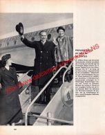 1952 Premier Drees In De Verenigde Staten - Documents Historiques