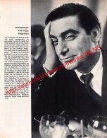 1954 Fotograaf Robert Capa Overleden - Documents Historiques