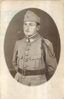 CARTE PHOTO SOLDAT REGIMENT N°39 - Regiments