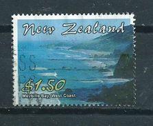 2002 New Zealand $1.50 Meybille Bay Used/gebruikt/oblitere - Gebruikt