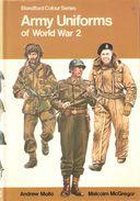 ARMY UNIFORMS WW2 UNIFORME ARMEE TERRE GUERRE 1939 1945 - Uniformes
