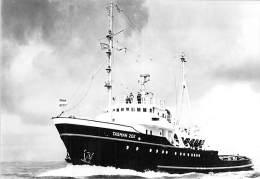 """"""" MT TASMAN ZEE """" ( NL - L. Smit & Co's Int. Sleepdienst ) REMORQUEUR Tugboat Schlepper Sleepboot Remolcador - CPSM  - Rimorchiatori"""