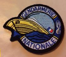 Ecusson Gendarmerie Nationale - Police
