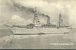 Ostende Le Yacht Du Duc D Orleans - Belgique