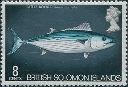 Solomon Islands 1972 SG224 8c Little Bonito MNH - Solomon Islands (1978-...)