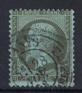 TIMBRE NAPOLEON N° 19 OBLITÉRÉ TTB (SIGNATURE) / COTE 45€ - 1852 Louis-Napoléon