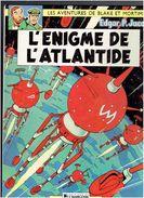 L ENIGME DE L ATLANTIDE LES AVENTURES DE BLAKE ET MORTIMER EDITION 1982 EDGAR P JACOBS - Blake Et Mortimer
