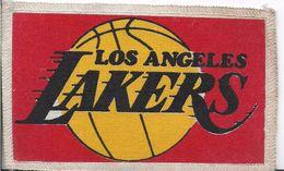 Vintage Badge / Patch Los Angeles LAKERS Basketball NBA - Basketball - NBA