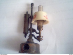 Taille Crayons Métal Lampe - Other Collections