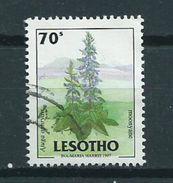 1998 Lesotho Flowers,plants,blümen Used/gebruikt/oblitere - Lesotho (1966-...)