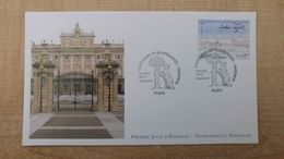 FDC - N°4733 -Capitales Européennes - Madrid Palais Royal - 2010-....