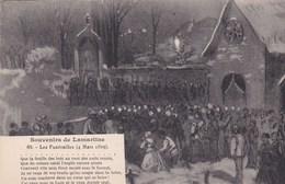 SOUVENIRS DE LAMARTINE  LES FUNERAILLES (dil335) - Ecrivains