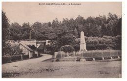 27 - SAINT-QUENTIN-DES-ÎLES . LE MONUMENT - Réf. N°5123 - - Frankreich