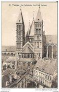 TOURNAI - La Cathédrale - Les Cinq Clochers - Edition Belge - N'a Pas Circulé - Tournai