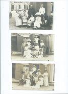 Heist 3 Fotokaarten ( Staat - Niet Zo Erg - Zie 2de Scan ) Photo Houtart Laureys Blankenberghe - Heyst - Heist