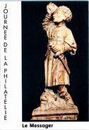 Journée De La Philatélie - Le Messager - Bourses & Salons De Collections