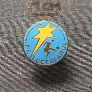 Badge (Pin) ZN005882 - Football (Soccer / Calcio) Romania Luceafarul Balan (Luceafărul Bălan) - Voetbal