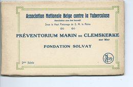 Preventorium Marin Clemskerke ( 10 Kaarten ) - De Haan