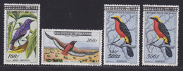 MALI AERIENS N°    5 à 8 ** MNH Neufs Sans Charnière, Oiseaux, TB (D1704) - Mali (1959-...)