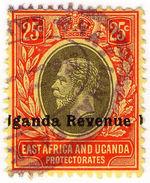 (I.B) KUT Revenue : Uganda Duty 25c - Kenya, Uganda & Tanganyika