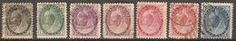 CANADA    -    1898 .  Y&T N° 62 à 67 Oblitérés. - 1851-1902 Reign Of Victoria