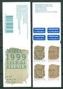 Sverige 1999  Yv  C2123** Boekje/carnet 2123** Complete Booklet MNH - Carnets
