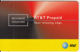 INDIA - Birla AT&T Recharge Card Rs 1000, Used - India