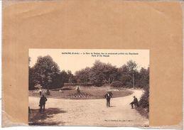 BAPAUME - 62 - Le Parc Du Donjon Lieu De Promenade Préféré Des Bapalmois - TON2 - - Bapaume