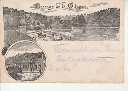 Barrage De La Gileppe.Precurseur. - Gileppe (Barrage)