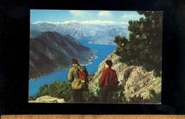 Yugoslavija Yougoslavia MONTENEGRO : Bokokotorski Zaliv - Montenegro