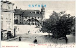 FR - FRIBOURG - L'hotel De Ville - FR Fribourg