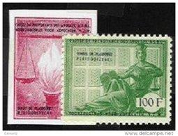 BELGIUM, Attorneys, ** MNH, F/VF - Stamps