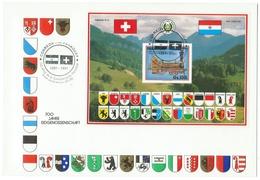 Paraguay // 700 Ans De La Confédération Suisse - Paraguay
