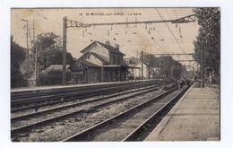 SAINT-MICHEL-SUR-ORGE La Gare - Saint Michel Sur Orge