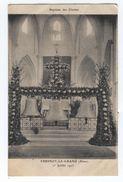 FRESNOY-LE-GRAND Baptême Des Cloches 1er Juillet 1923 - Sonstige Gemeinden