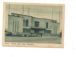 M4804 PIEMONTE TORINO PISCINA STADIO MUSSOLINI 1937 VIAGGIATA - Stadiums & Sporting Infrastructures