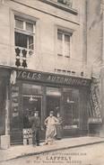Bayeux - RARE - Garage Laffely 55 Rue Saint Martin - Scan Recto-verso - Bayeux