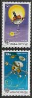 "Hungary Hongrie 1991 Europa Espace ""Ulysse"" ""Cassini"" ""Huygens"", 2 Val Mnh - Europa-CEPT"