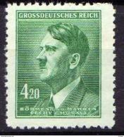 Böhmen Und Mähren 1945 Mi 142 ** [241213III] @ - Besetzungen 1938-45