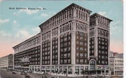 Missouri Kansas City Hotel Baltimore