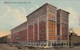 Missouri Kansas City The Baltimore Hotel 1913
