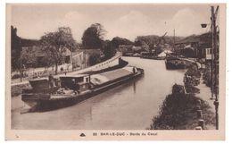 55 - BAR-LE-DUC . BORDS DU CANAL- Réf. N°5153 - - Bar Le Duc