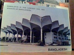 BANGLADESH  STATION  RAILVAI GARE N1980  GI17742 - Bangladesh