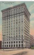 Missouri Kansas City The R A Long Building 1914