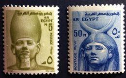 Egypt, Definitives .MINT 1973, Y 925 & 927 - Neufs