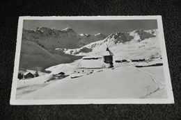 172- Arosa, Bergkirchli / Stempel - Eglises Et Couvents