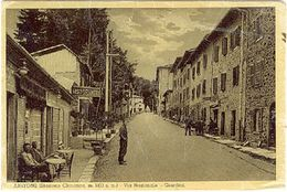 Abetone VIA NAZIONALE E GIARDINI - Pistoia