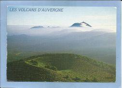 Ceyssat Orcines (63) Puy De Dôme Volcans Puy De Côme 2scans 1994 Brume Matinale - France