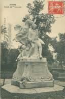 06 - GRASSE - Statue De Fragonard - Grasse